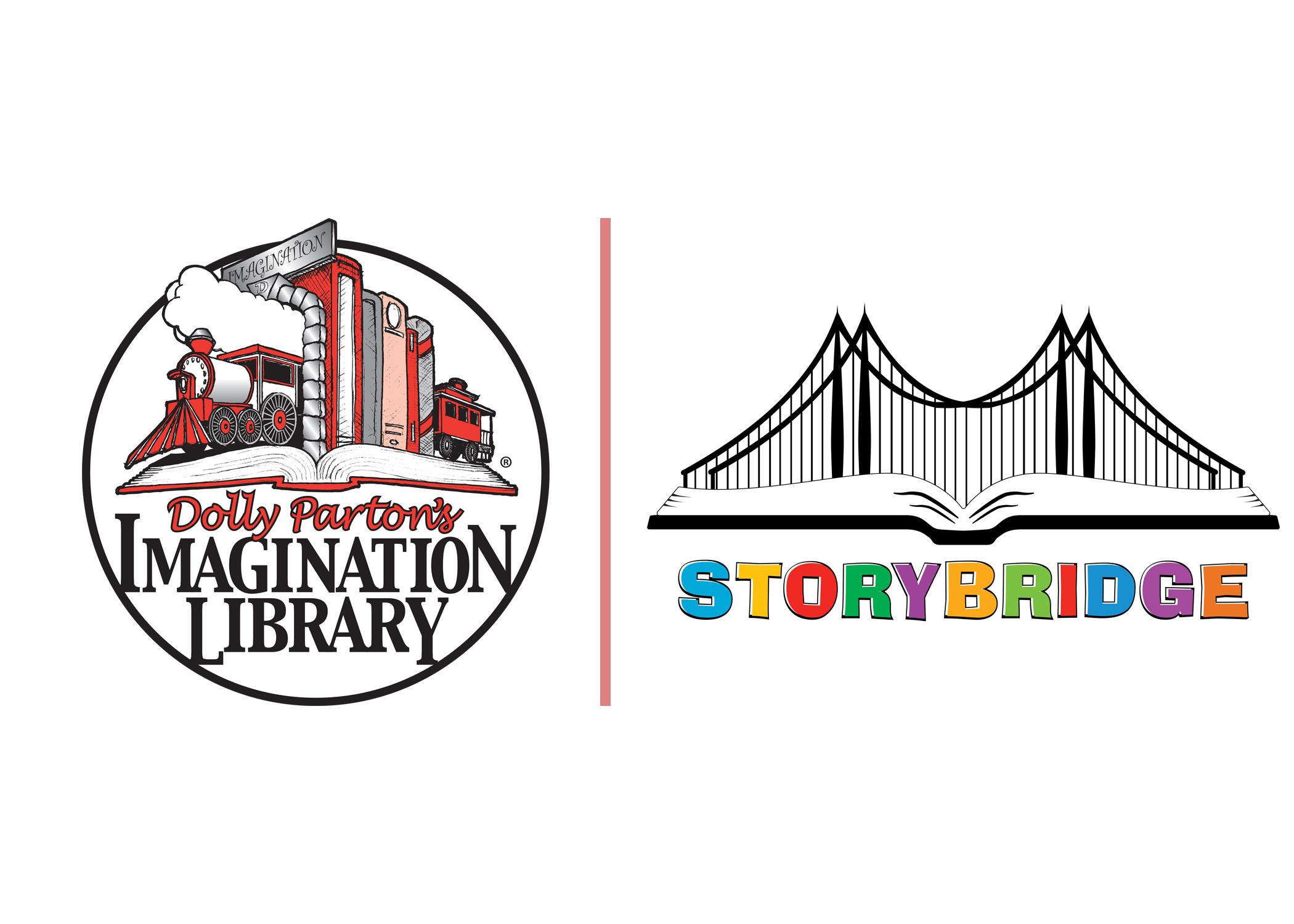 DPIL Storybridge combo color logos
